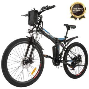 ANCHEER Folding Best Electric Bike under 1000