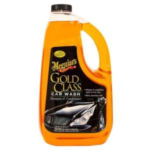 MEGUIAR'S G7164 Gold Class Car Wash Shampoo & Conditioner, 64. Fluid_Ounces