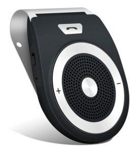 Aigital Wireless Car Speakerphone, Always Be Bluetooth Speaker for Car