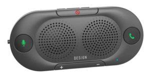 Besign Bluetooth 5.0 in-car Speakerphone