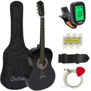 Best Choice Products Acoustic Guitar Starter Kit