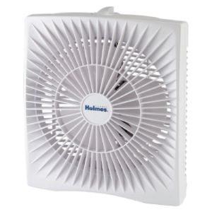 Holmes 10-inch Personal Size Box Fan, HABF120W, Light Weight of Best Box Fan