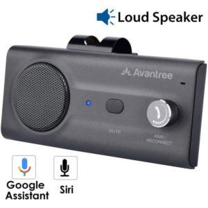 Avantree Hands Free Bluetooth Loud Speakerphone