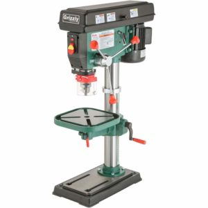Grizzly Industrial G7943-14 Heavy-Duty Bench top Drill Press