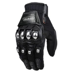 ILM Alloy Steel & Hard Knuckle Gloves