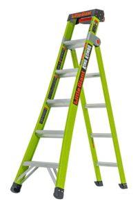 King Kombo Professional Best Extended Ladder 6'-10', Green