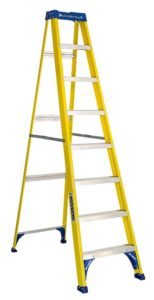 Louis Best Step Stool Ladder, 8 feet, 250lbs (113kg)