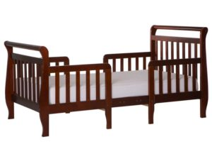 Dream on Me 3 in 1 Convertible Toddler Bed