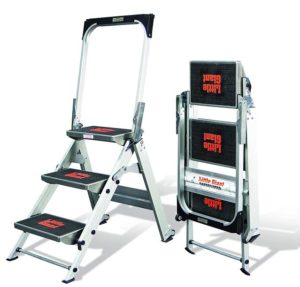 Little Giant 3 Step, 300 Pounds Weight Capacity Stepladder