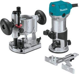 Makita RT0701CX7 1-1-4 HP Best Compact Router Kit