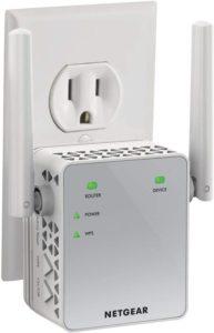 NETGEAR WiFi Range Extender with Best Wireless Ethernet Bridge