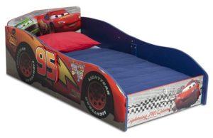 Best Wood Toddler Bed, Disney Pixar Cars