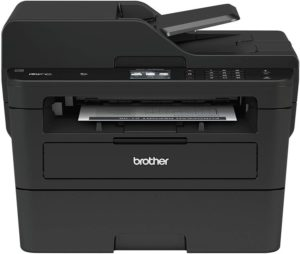Brother MFCL2750DW Monochrome All-in-One Best Wireless Printer Laser, Duplex Copy & Scan, Amazon Dash Replenishment Enabled