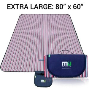 MIU Color Best Large Waterproof and Sandproof Picnic Blacket