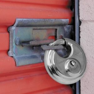 Master Lock 40DPF Stainless Steel Discus Padlock
