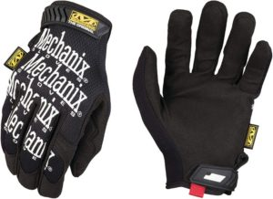 Mechanix Wear - Original Best Work Gloves (Large, Black)