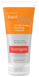Neutrogena Rapid Clear Oil from Face