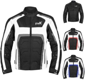 Textile Jacket for Men Dualsport Enduro Motorbike Biker Riding Jacket Breathable CE ARMORED WATERPROOF