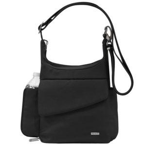 Travelon Classic Messenger Bag, Anti-Theft