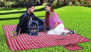 Best Large Picnic Blanket for Beach – Sand Proof