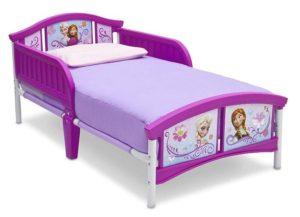 Best Plastic Toddler Bed, Disney Frozen
