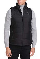 ORORO Men's Lightweight Best Heated Vest with Battery Pack