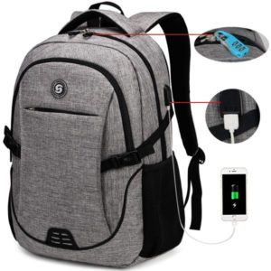 SOLDIERKNIFE Waterproof Laptop Backpack