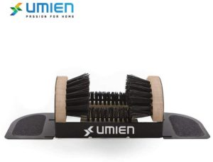 UMIEN Best Boot Scraper, Folding and No Mounting Required