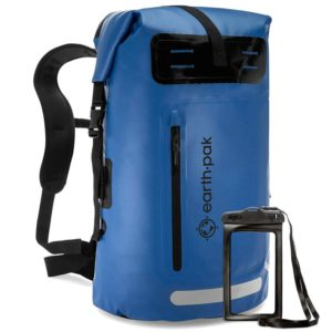Earth Pak Best Waterproof Backpack