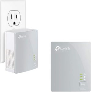 TP-Link Powerline Best Wireless Ethernet Bridge Adapter,