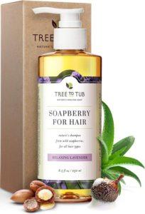 Tree To Hub Best Natural Dandruff Shampoo and Moisturizing Shampoo for Sensitive Skin