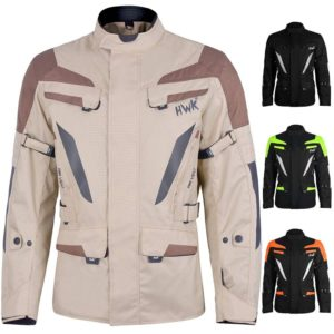 Adventure Touring Men's Motorcycle Jacket Adv Dual Sport Racing CE Armored Waterproof Windproof Jackets All-Weather