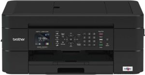 Brother Wireless All-in-One Inkjet Best Wireless Printer, MFC-J491DW, Multi-Function Color Printer, Duplex Printing, Mobile Printing…