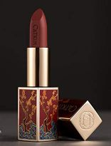 CATKIN Rouge Matte Lipstick, Waterproof Long Lasting Satin Moisturizing Smooth Soft 0.13 Ounce-Chinese Style (CR136)
