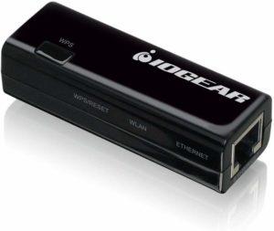 IOGEAR Ethernet- Best wireless ethernet bridge -2-WiFi Wireless Adapter