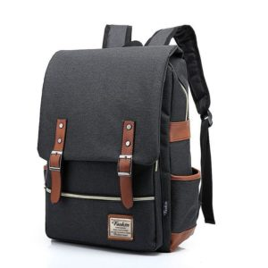 Unisex Professional Laptop Backpack by Feskin