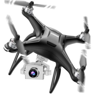 Upgraded GPS Drone with 1080P HD Camera, 5G WiFi, FPV Video, RC Quadcopter, Auto Return Home…