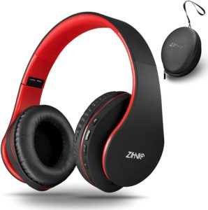 Wireless Over-Ear Headphones by zihnic
