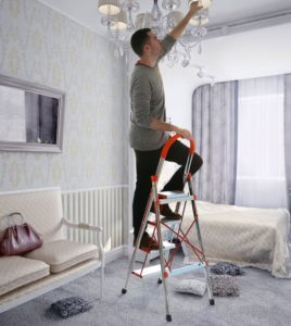 4-Step Stoll Ladder & Best Portable Foldable Ladder