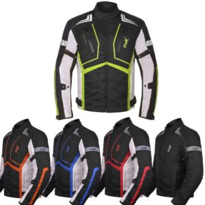Best Motorcycle Jackets for Men - Textile Motorbike