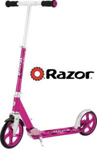 Razor Pink A5 LUX Kick Scooter