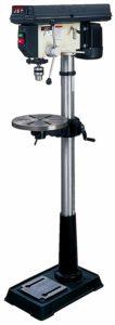 JDP-17MF, 16-12 Floor standing Drill Press, 3 4HP 1PH 115 230V