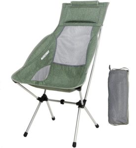MARCHWAY Best Backpacking Chair for Camping