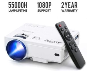 Mini Projector Under 100 with Full HD