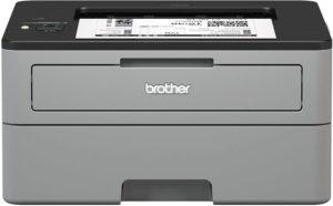 Brother Compact Monochrome Laser Best Wireless Printer HL-L2350DW, Wireless Printing, Duplex Two-Sided Printing…
