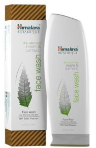 Himalaya Botanique Neem Face Wash & Cleaner for Oily and Acne Skin