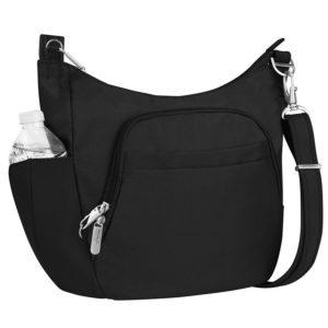 Travel Anti-Theft Cross-Body Bucket Bag