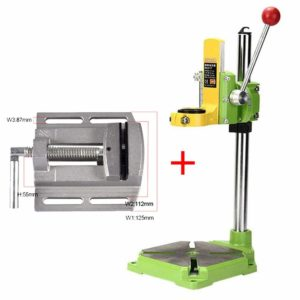 Best Floor Drill Press Stand Table for Drill Workbench Repair Tool Clamp for Drilling Collet…