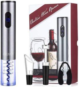 GERUI Best Electric Wine Opener Set