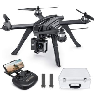 GPS Drone with 2K FPV Camera, 5G WiFi Live Video, 2 Batteries 40 Min, Auto Return Home, Follow Me, Selfie Drone